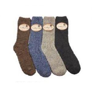 Cuddly Socks huissokken heren cat