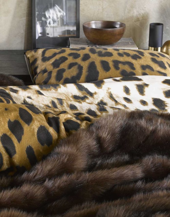 trendywinter essenza levin bruin plaid homewear